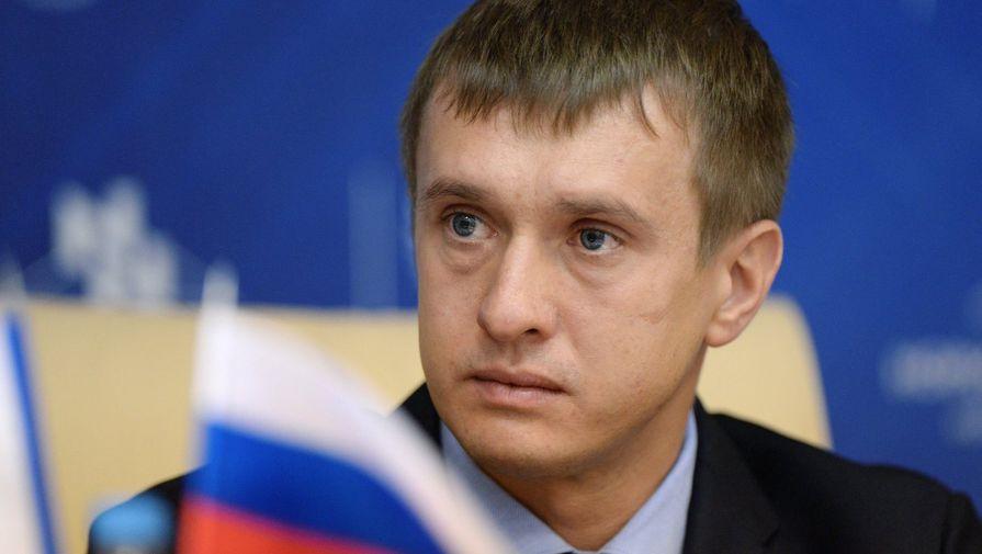 Генеральный директор РФС Александр Алаев
