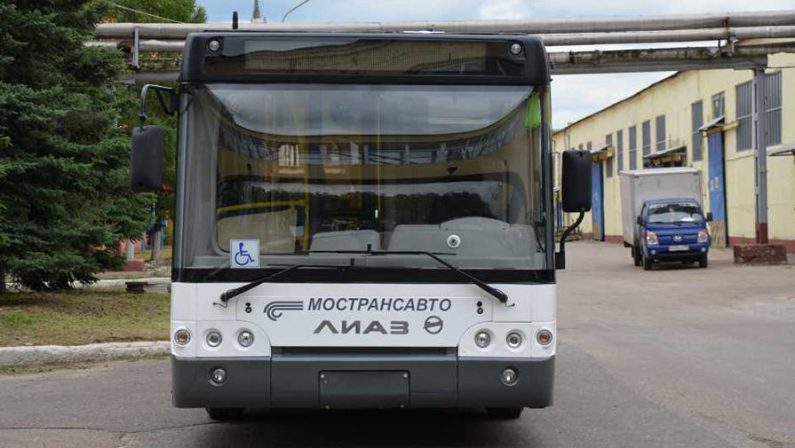 Автобус ЛИАЗ 529260
