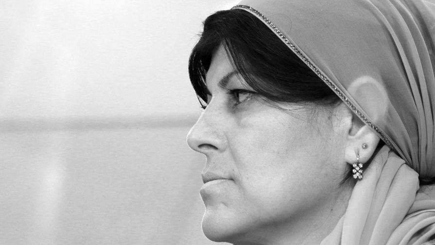 Умерла чеченская правозащитница Хеда Саратова