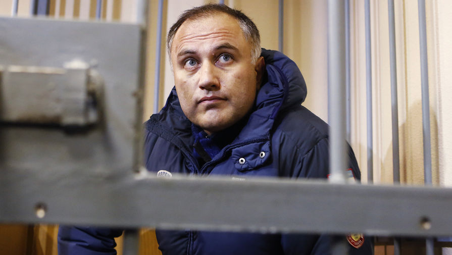 Бывший вице-губернатор Петербурга Оганесян приговорен к 5,5 годам колонии за взятки