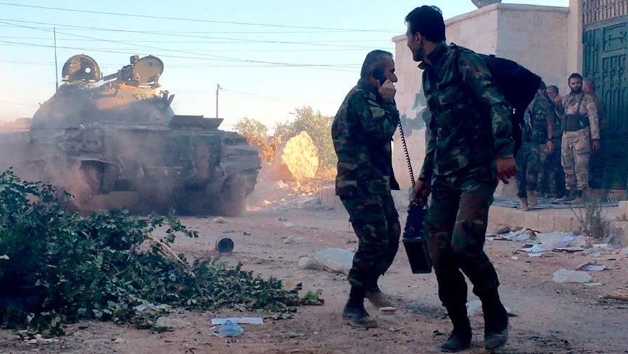 Вместе против курдов