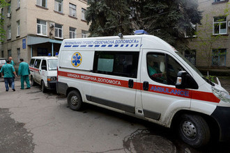 Украинских школьников травят газом