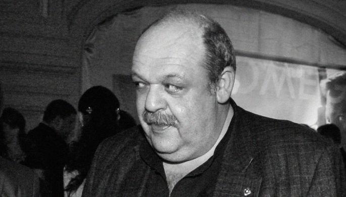 Кардиохирург Яков Бранд во время мероприятия в Москве, 2006 год