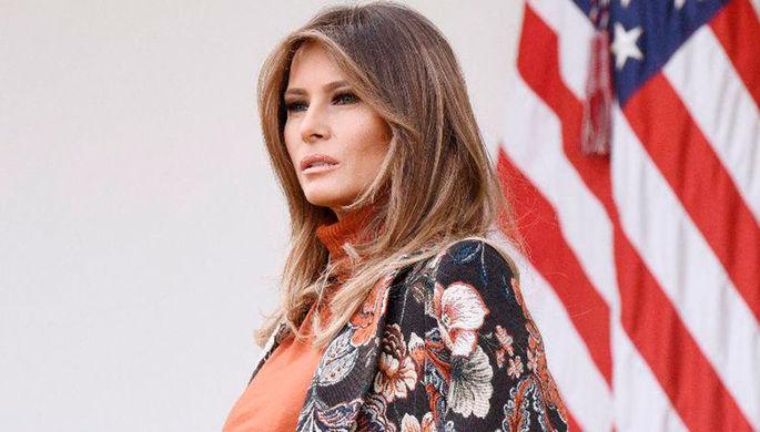 Тайная власть: как Меланья Трамп влияет на мужа