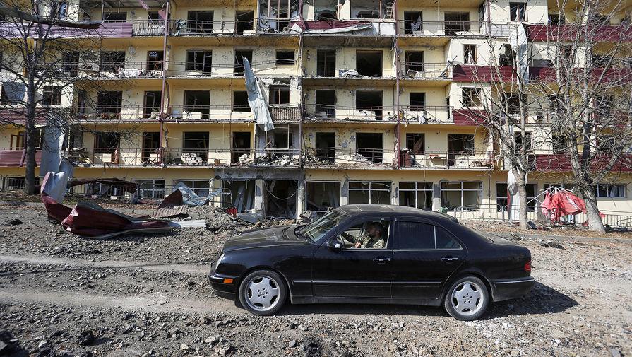Конфликт в Нагорном Карабахе: Путин огласил позицию России