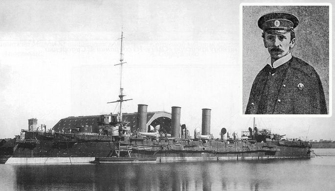 Лейтенант Шмидт и крейсер «Очаков»: почему восстал Севастополь