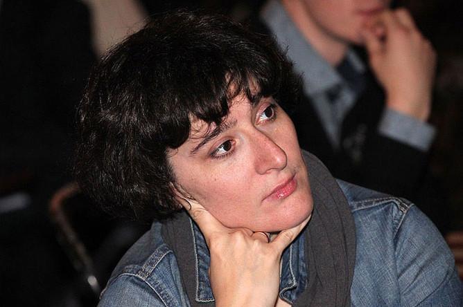 Главред Colta.Ru Мария Степанова