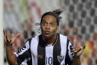 Рональдиньо стал игроком «Кайрата»