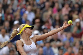 Мария Кириленко готова к матчу с Беттани Маттек-Сэндс