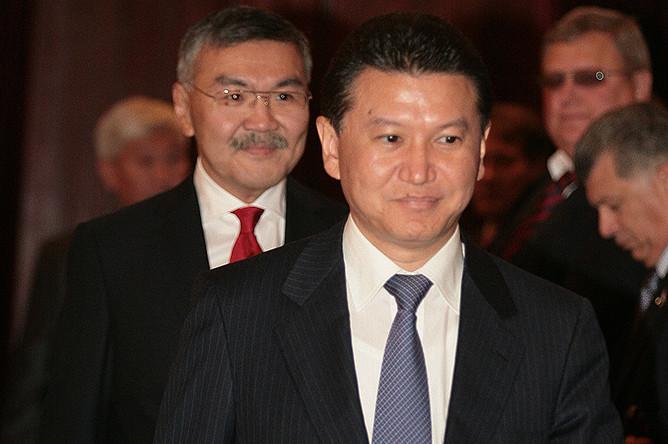 В Калмыкии в отставке Алексея Орлова может быть заинтересован экс-президент республики Кирсан Илюмжинов