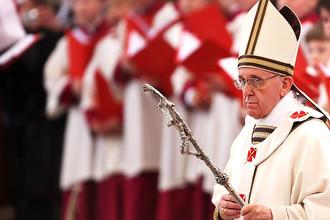 Папе римскому может угрожать итальянская мафия