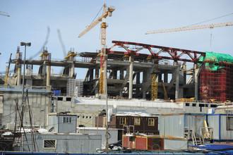 25-тысячный стадион для дубля «Зенита» построят куда быстрее, чем арену для основного состава (на фото)