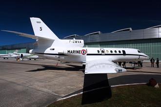 Легкомоторный самолет Dassault Falcon 50 F-GLSA