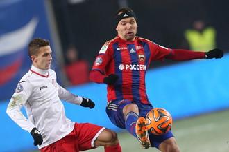 Игорь Киреев и Сергей Игнашевич