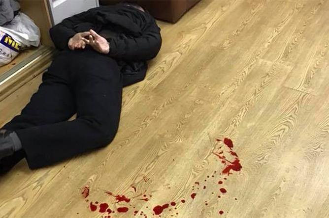 Ситуация в редакции «Эхо Москвы» после нападения на ведущую, 23 октября 2017 года
