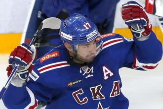 Илья Ковальчук избежал дисквалификации в финальной серии КХЛ