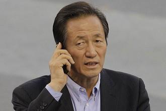 Бывший вице-президент ФИФА Чон Монджун