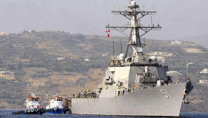 Defense News: США обновят эсминцы с оглядкой на Россию и Китай