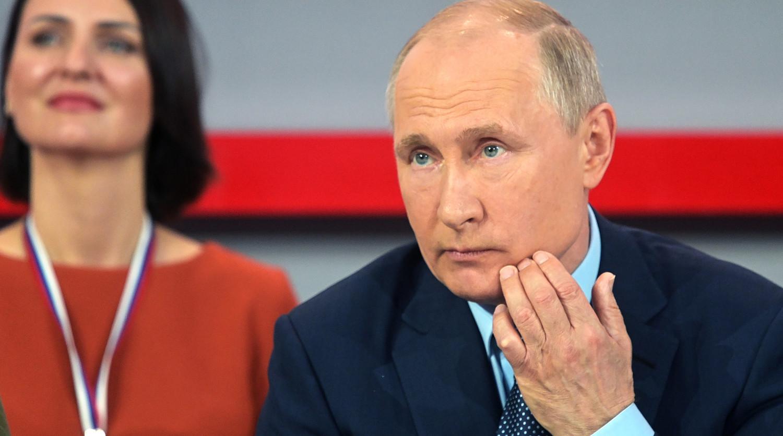 Путин назвал самоуправством препятствование созданию профсоюзов