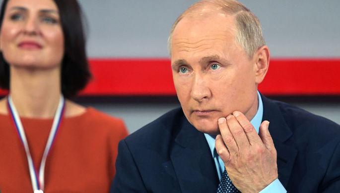 Путин увидел покой в ядерном оружии