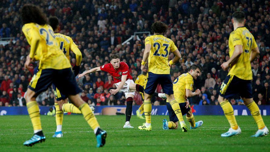 Манчестер Юнайтед и Арсенал проявляют интерес к Мартинелли