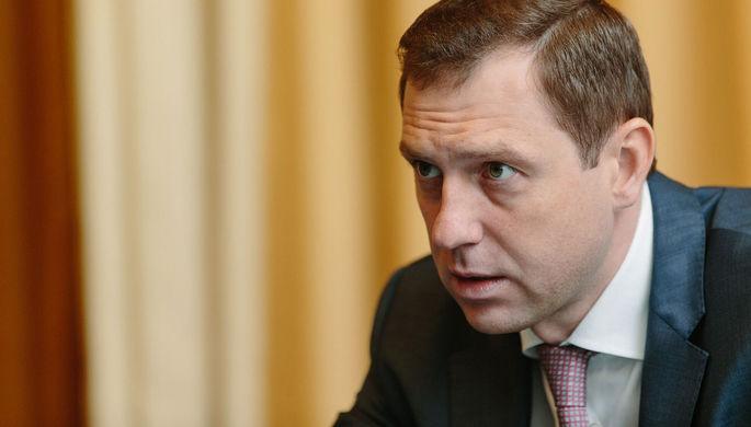 Генеральныи директор АО «Росгеология» Роман Панов