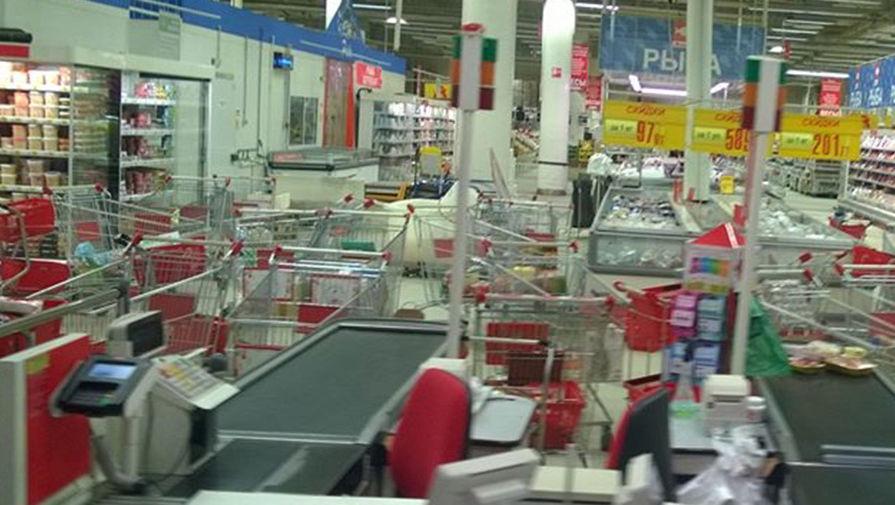 В Москве из-за несоблюдения карантинных требований закрыли более 20 магазинов