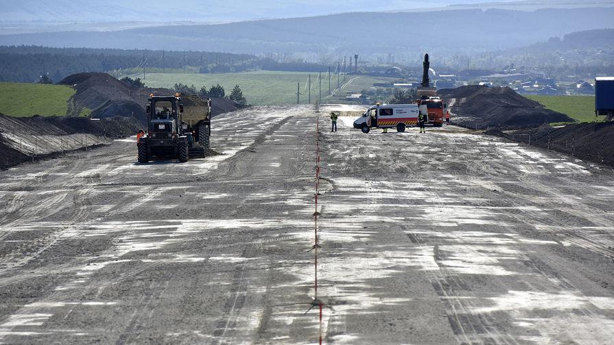 Стоимость трассы «Таврида» в Крыму выросла до 166 млрд руб