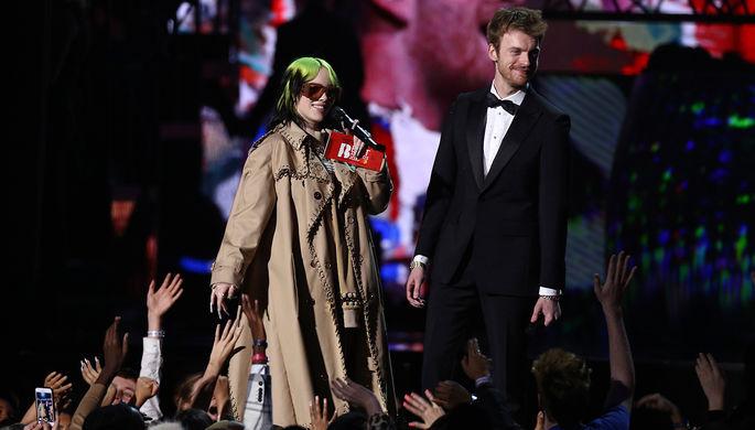 Мужчины без женщин: гендерный скандал на Brit Awards