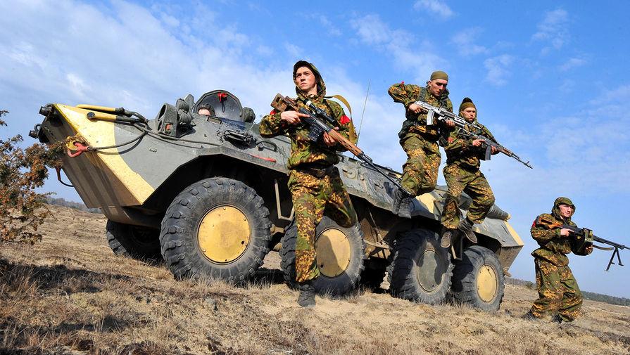 «Натовские войска у наших ворот»: зачем Минск начал учения