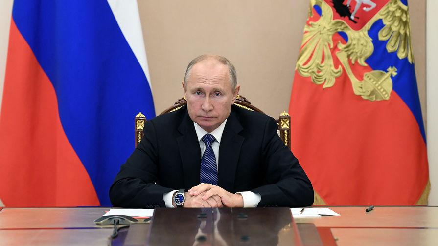 Как автомат Калашникова: Путин рассказал про ядерные силы РФ