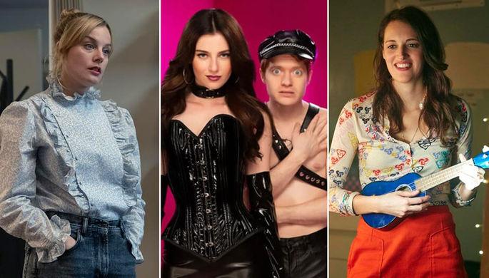 Я тебя люблю: 4 маленьких сериала от Netflix на 14 февраля