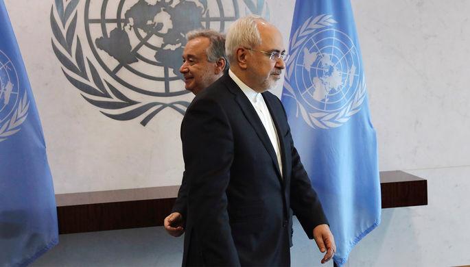 В Иране снова объяснили отказ от встречи Роухани и Трампа