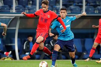«Зенит» в домашнем матче Лиги Европы принимает «Реал Сосьедад»