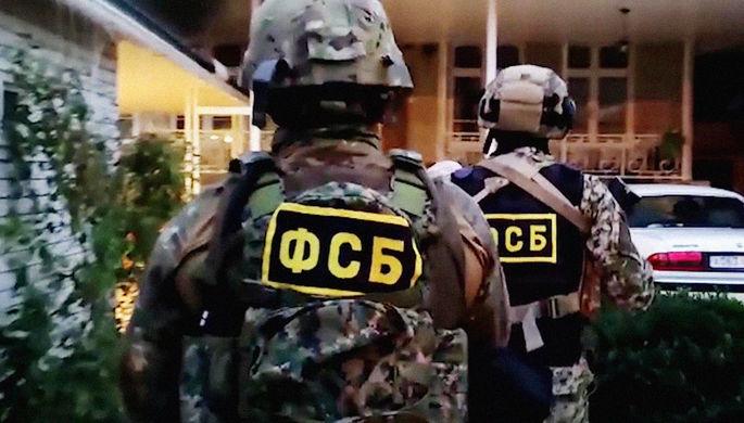 «Один нейтрализован»: ФСБ предотвратила теракты в двух регионах