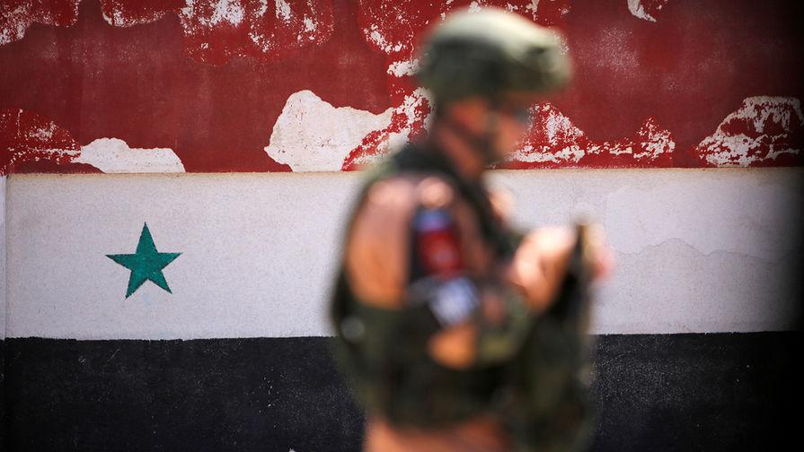 Боевики атаковали российскую авиабазу «Хмеймим»