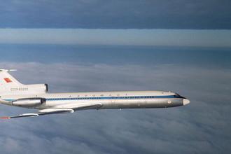 «На острие прогресса»: 50 лет Ту-154