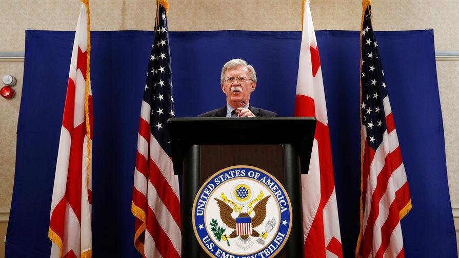 WSJ: Белый дом подавал прошение в Пентагон об ударе по Ирану