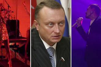 Лобода, Дорн и Дима Билан: сколько сенатор потратил на жену