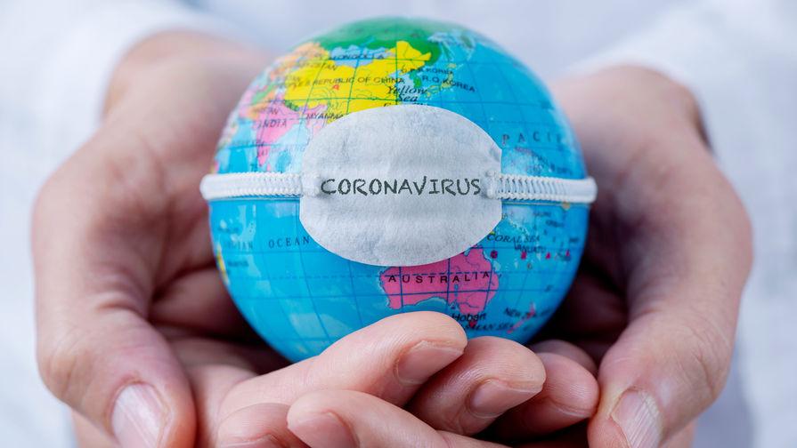 В мире зарегистрировали свыше 13 млн случаев заражения коронавирусом