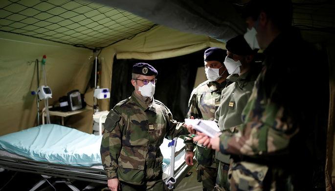 Ничему не учатся: армия Европы откладывает маневры