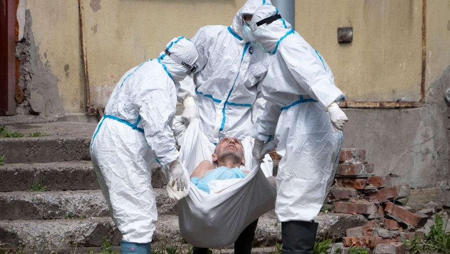 В России коронавирус подтвердили еще у 8 386 человек
