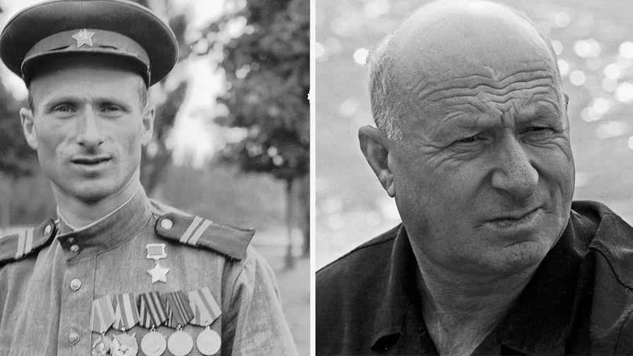 Герой Советского Союза Мелитон Варламович Кантария