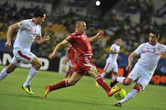 Сборная Туниса обыграла марокканцев на Кубке Африки