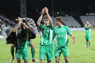 «Томь» одержала важную победу над «Уралом»