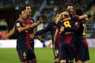 «Реал» отстает от «Барселоны» уже на 18 очков
