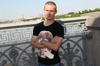 Полузащитник юношеской сборной России и московского «Локомотива» Сергей Макаров