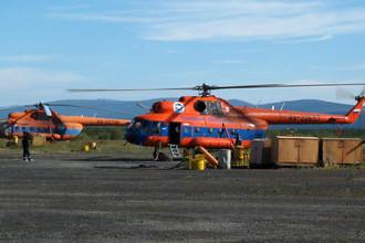 Обнаружен рухнувший в Якутии вертолет Ми-8