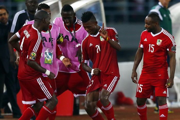Сборная Конго победила команду Габона - Газета.Ru