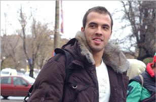 Владислав Стоянов отлично играет в «Шерифе»